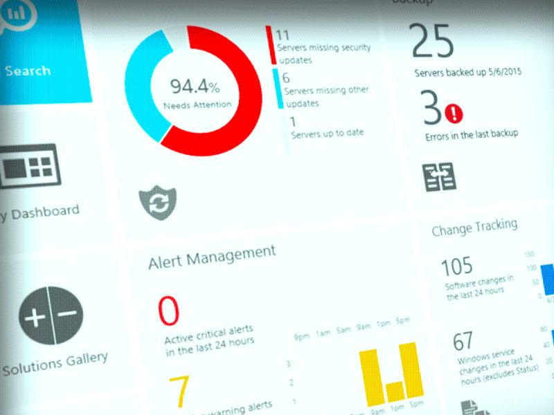 So richten Sie Microsoft OMS mit GatewayAPI für SMS-Benachrichtigungen ein
