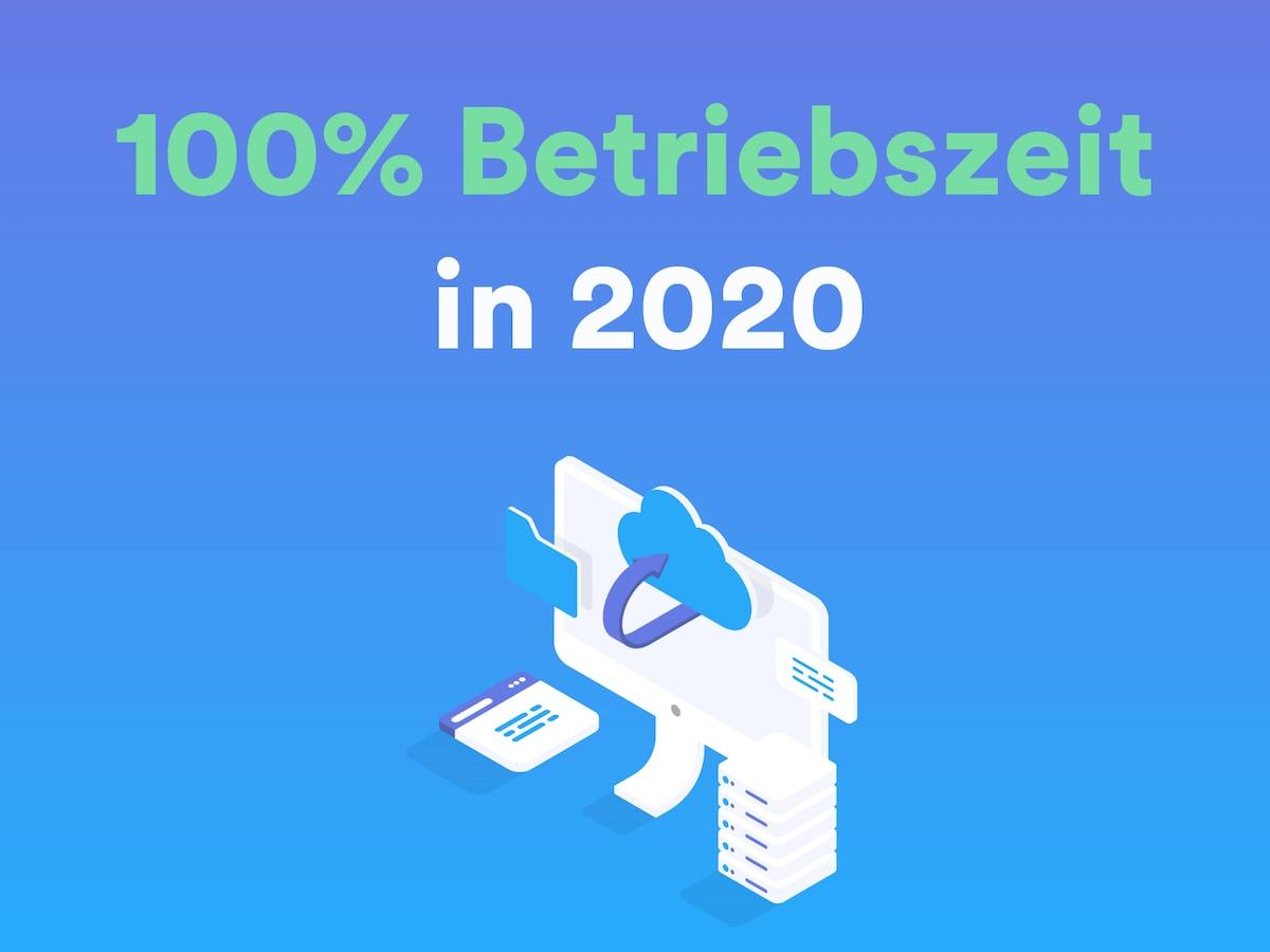 Wie GatewayAPI in 2020 eine Betriebszeit von 100% erreicht hat