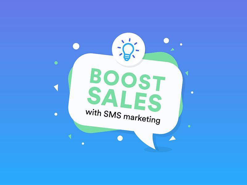 Steigern Sie den Umsatz mit SMS-Marketing