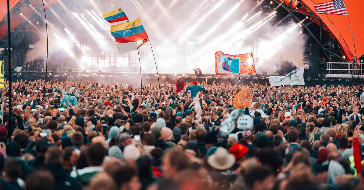 Roskilde – A Cash Free Festival